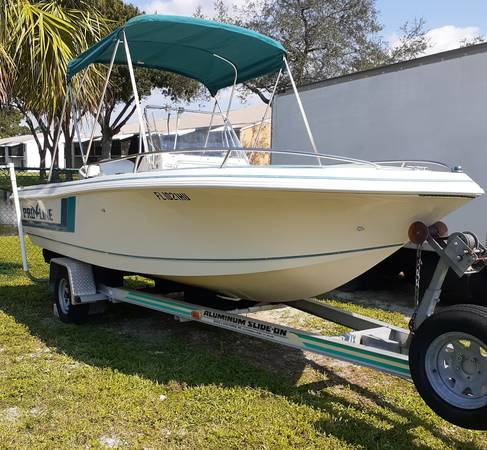 Photo PROLINE 190 CENTER CONSOLE BOAT - $8,900 (Ta)