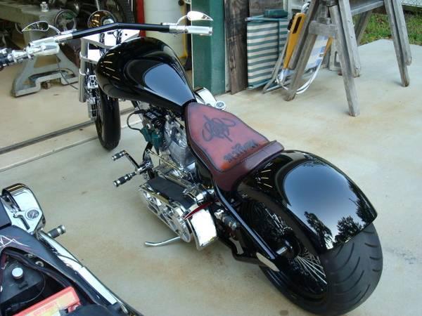 Photo Pro-Street Chopper - $9,300 (Clearwater)