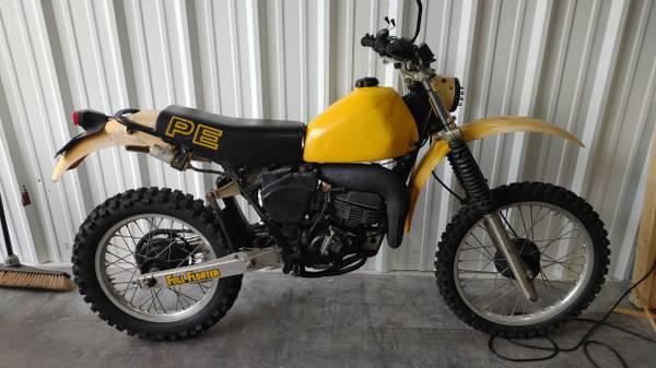 Photo Street legal 1982 Suzuki PE175 trade for ATV - $2,000 (Largo)