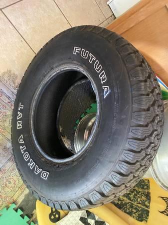 Photo Tire 31x10.50x15 unused - $65 (St.petersburg)
