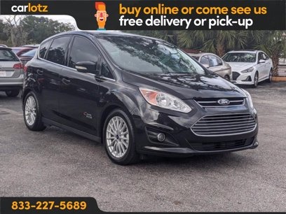Photo Used 2014 Ford C-MAX SEL for sale