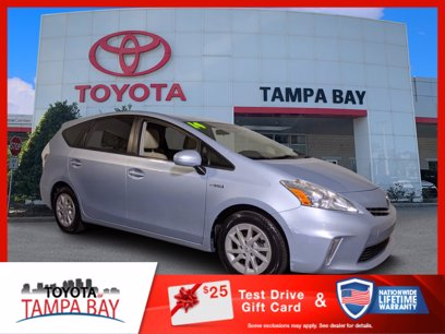 Photo Used 2014 Toyota Prius V Two for sale