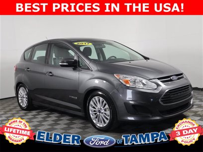Photo Used 2017 Ford C-MAX SE for sale
