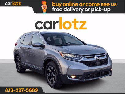 Photo Used 2017 Honda CR-V FWD Touring for sale