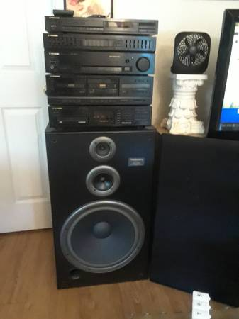 Photo Vintage Pioneer Home Stereo System - $250 (Largo)