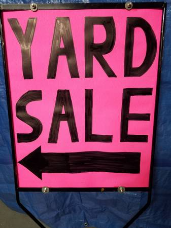 Photo Yard Garage Sale in Fishhawk Community Fri 423 8-2pm (Fishhawk)
