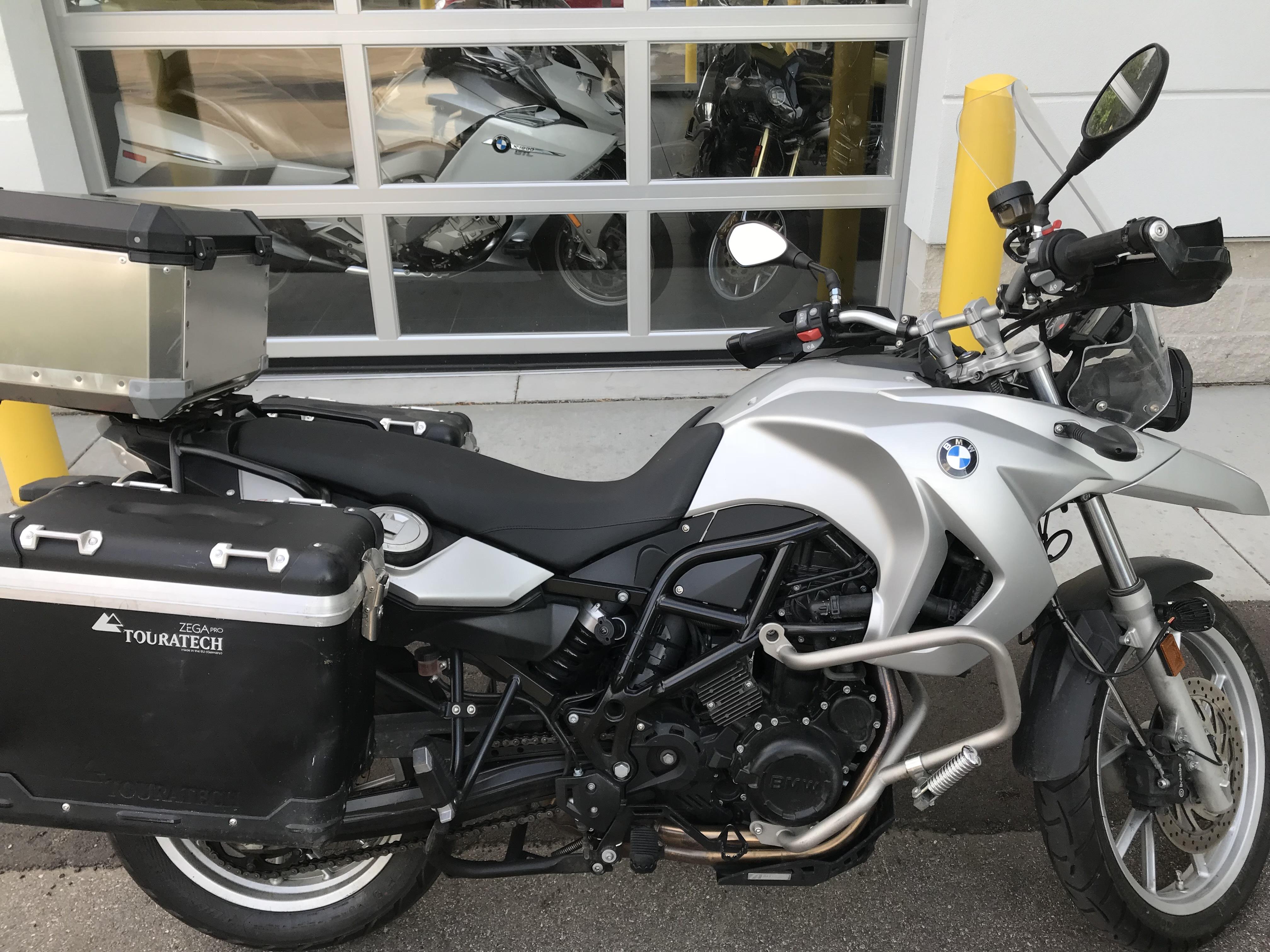 Photo 2012 BMW F 650 GS $6500164.45164.45