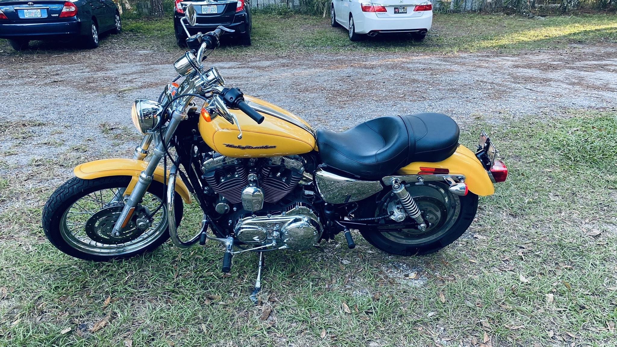 Photo 2006 Harley-Davidson SPORTSTER 1200 $4500113.85113.85
