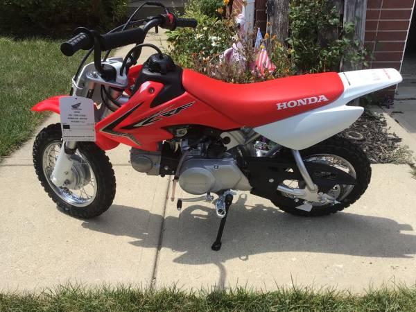 Photo BRAND NEW HONDA CRF50 - $2,200 (Greenwood)