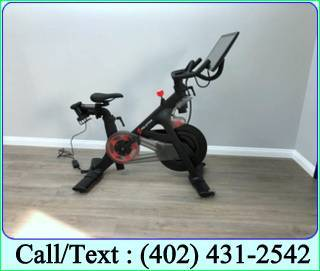 Photo Barely Used - Latest Peloton bike family package - - $1,000 (terre haute)