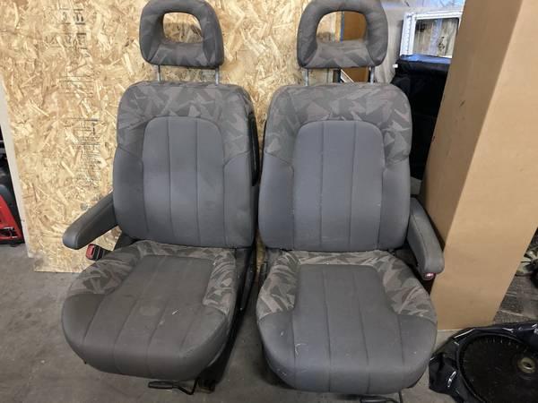Photo Car bucket seats (Avon)