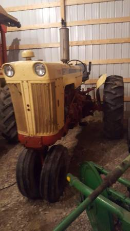 Photo Case Tractor For Sale (Linton)