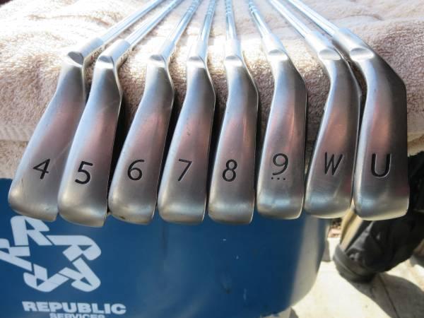 Photo PING G25 Irons.....Trade....READ DESCRIPTION - $295 (west near ben davis)