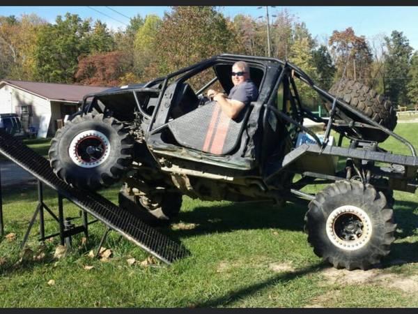 Photo Rock Crawler Mud truck - $6,000 (Brazil)