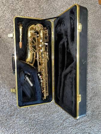 Photo Selmer Soloist Alto Saxophone - $525 (Sullivan)