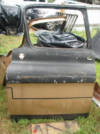 Photo 1955 - 1959 CHEVY TRUCK BODY PARTS  FABRICATION PARTS - $500 (New Boston)