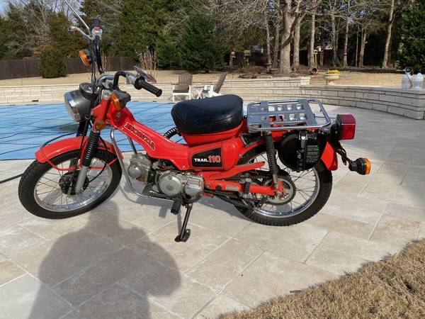 Photo 1981 Honda 110 - $2,300 (72081)