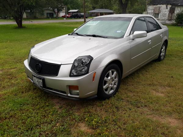 Photo 2005 Cadillac CTS - $4,500 (omaha)