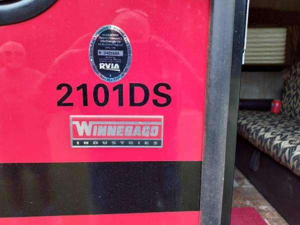 Photo 2014 Winnebago Mini - $15,995 (Pittsburg)
