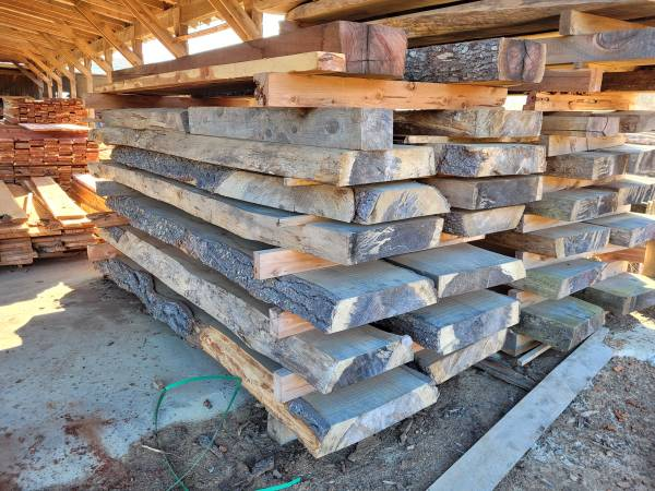 Photo 2quot 4quot thick tabletop slabs White Pine (Mulberry, AR)
