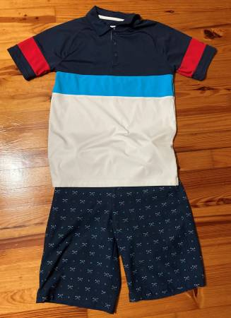 Photo Boys Slazenger Golf Short Set - $30 (Prescott, AR)