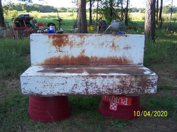 Photo Diesel fuel tank - $350 (NASHVILLE)