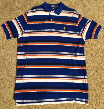 Photo Men39s Polo Ralph Lauren Shirts XL - $100 (Van Buren)