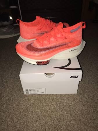 Photo Nike Air Zoom Alphafly Next  Running Shoes - $600 (Scranton)