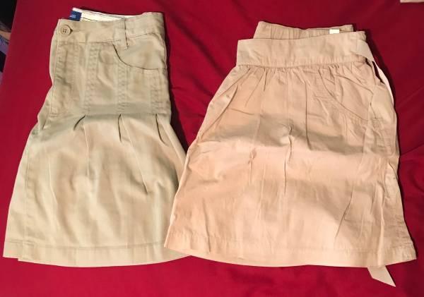 Photo Uniform khaki for girls regplus and junior - $10 (Shreveport)