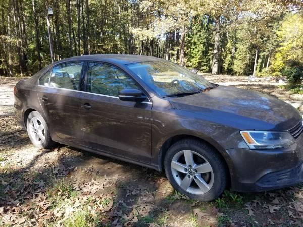 Photo VW Jetta 2013 diesel - $9,250 (Maud)