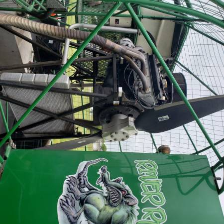 Photo 14 Foot Airboat - $8000