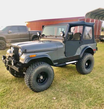 Photo 1976 Jeep CJ5, Jeep, Jeep Wrangler, Jeep CJ, CJ5, CJ7 - $13000