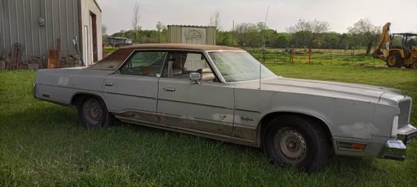 Photo 1978 Chrysler New Yorker - $2,500 (Denison)