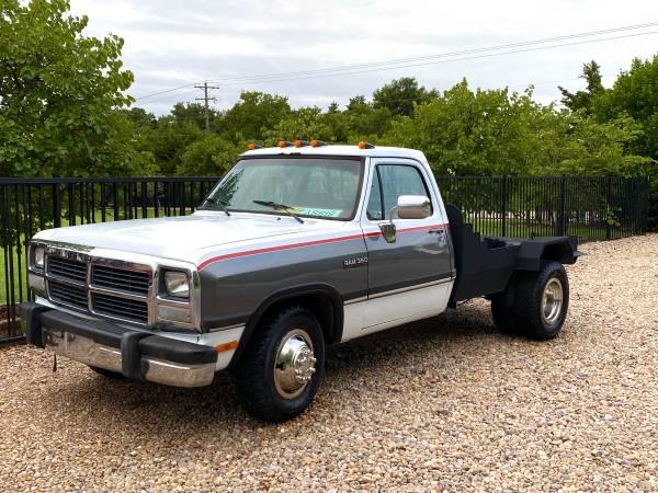 Photo 1991 Dodge D350 - 1 Ton 12 Valve - $15,000 (Ardmore)