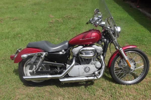 Photo 2004 Harley Davidson 7000. miles - $4,000 (Antlers, Oklahoma)