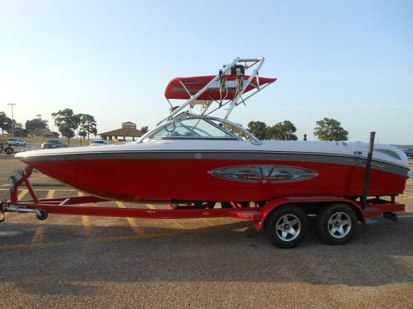 Photo 2005 Super Air Nautique 2139 Sv 211 Limited Wakeboard boat Very low H - $17,900