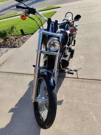 Photo 2012 Harley Davidson Dyna Wide Glide - $9,100 (Royse City)