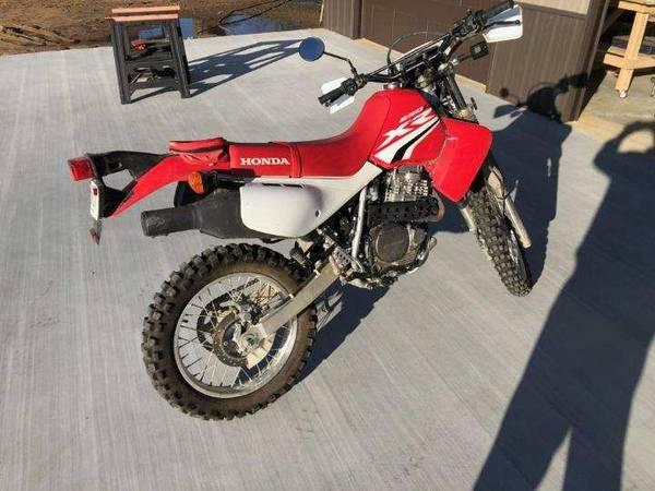 Photo 2018 Honda XR 650L - $5500 (Durant OK)