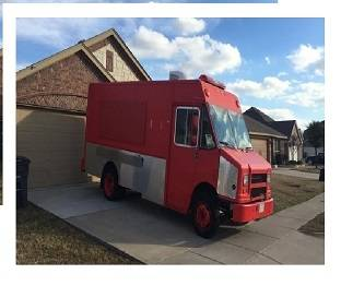 Photo 20quot foot food truck for sale READY TO GO - $1,601 (sherman)