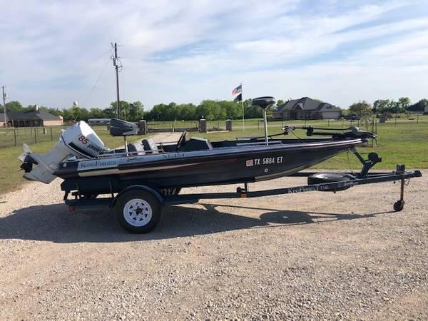 Bass Boat For Sale - $3,750 (Trenton)
