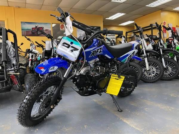 Photo Brand New 2021 Vitacci RFZ Apollo DB27 110cc Dirt Bike On Sale - $799 (Best Deal In Town (469 471 8915))