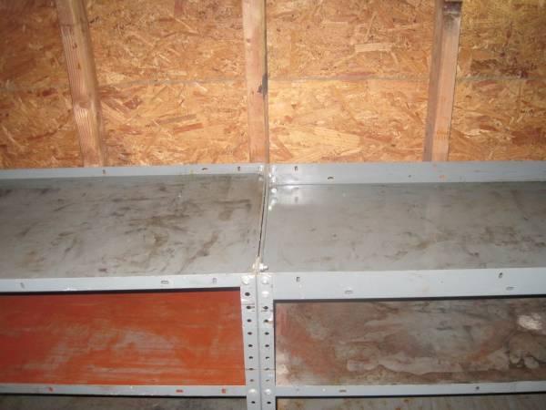 Photo Cargo Van Shelves - $60 (Sherman)