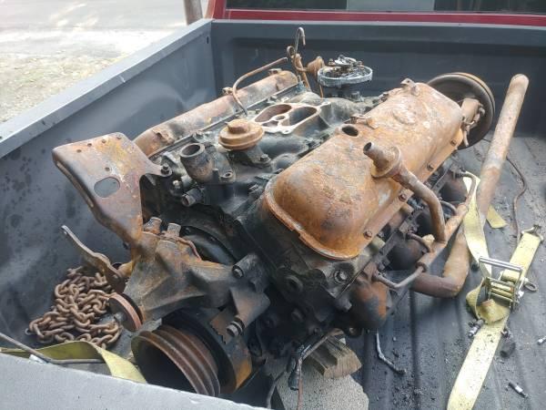 Photo Chevy 454 - $750 (Bonham)