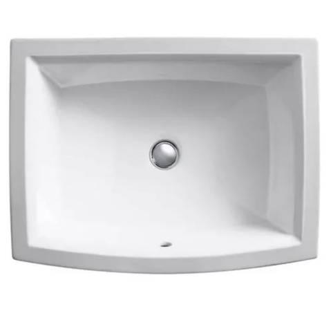 Photo KOHLER archer 2355-0 undermount bathroom sink white - $100 (Dallas)