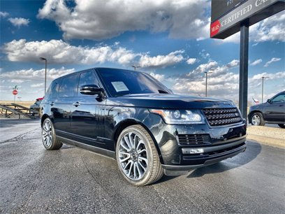 Photo Used 2017 Land Rover Range Rover Long Wheelbase Autobiography for sale
