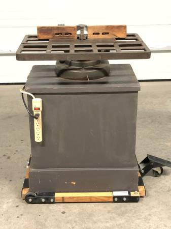 Photo VINTAGE CRAFTSMAN SHAPER W LOTS OF EXTRAS - $550 (Fort Worth)