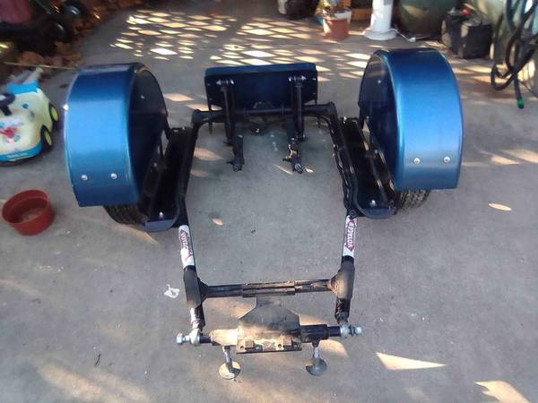 Photo Voyager Trike Kit For Sale or Trade - $1,500 (Durant)