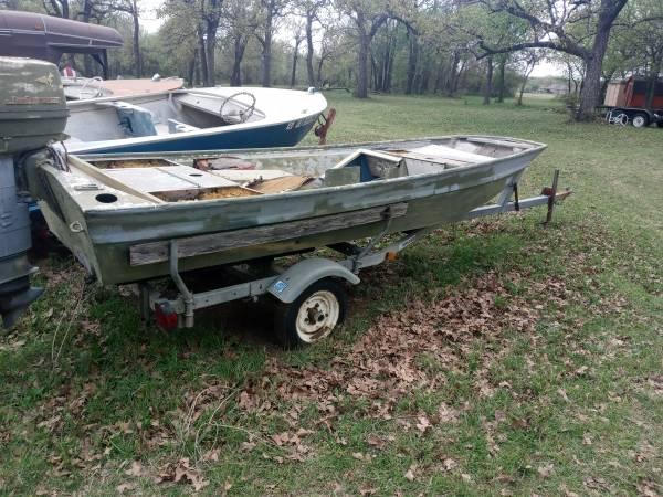 Photo boats n motors for sale - $1,500 (springtown texas)