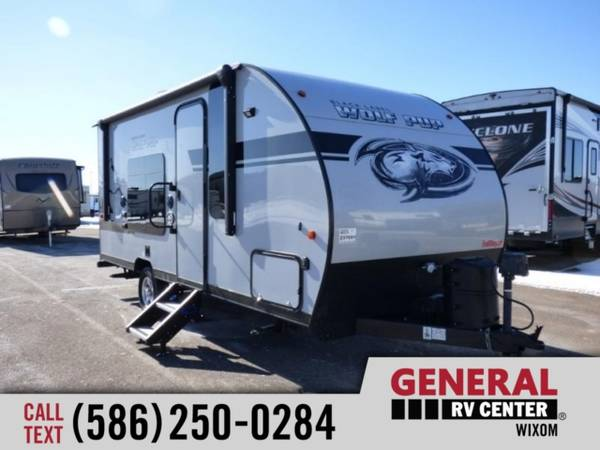 Photo 2019 Forest River RV Cherokee Wolf Pup 16FQ - $17,987