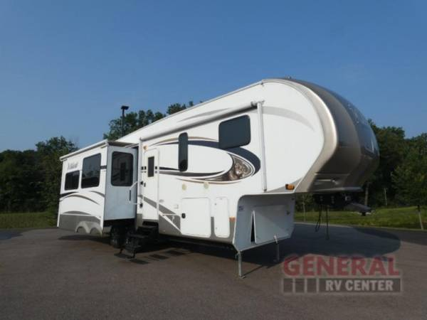 Photo Fifth Wheel 2015 Forest River RV Wildcat 295RSX - $28,999